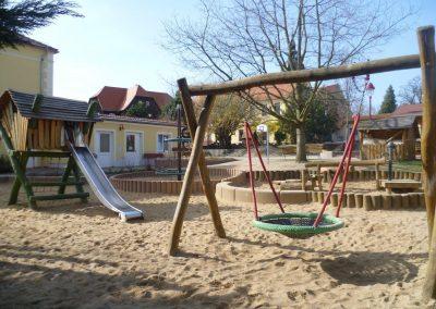Kinderhaus Außengelände 3